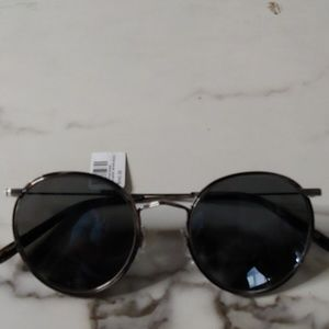 Designer sunglasses with original tags